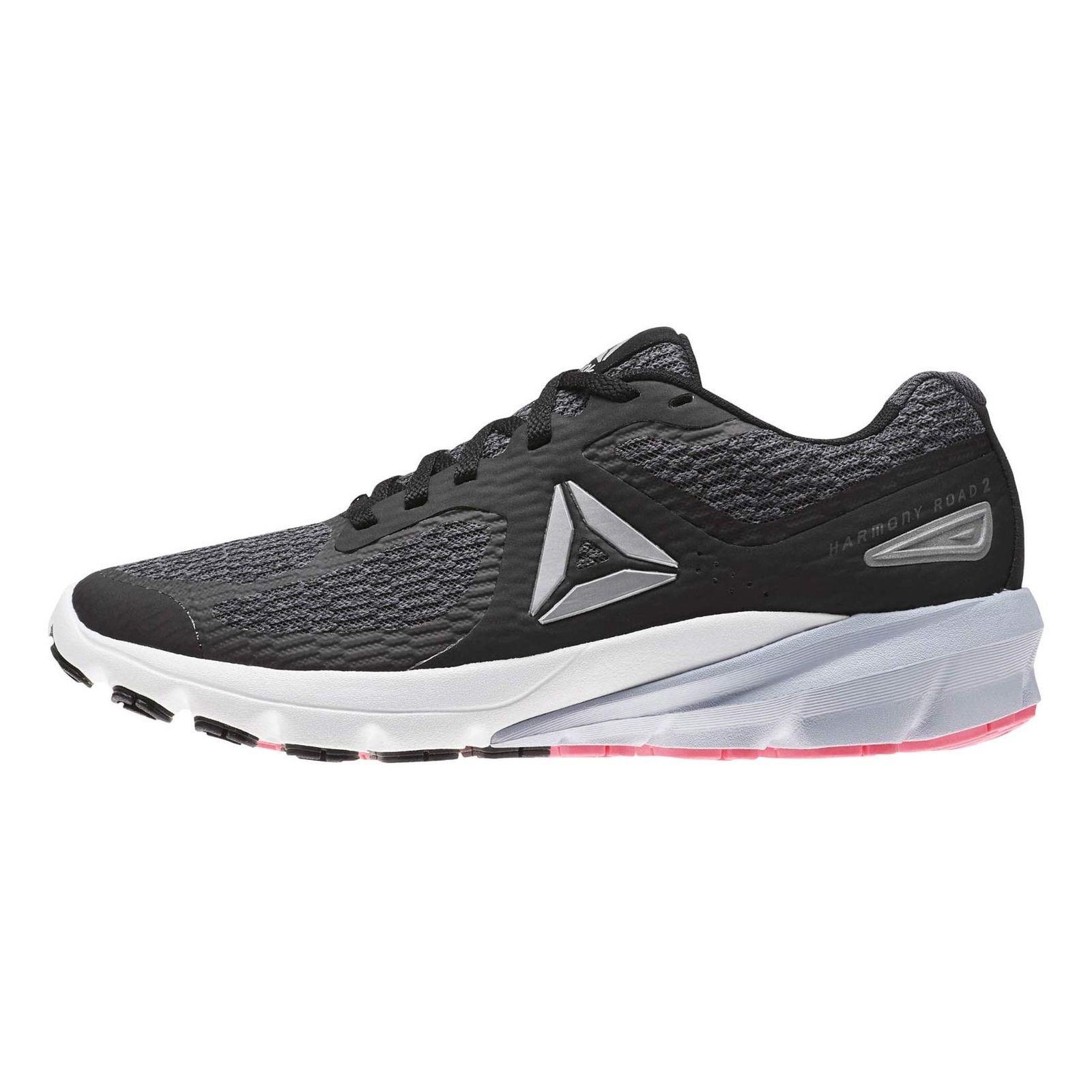 کفش دویدن بندی زنانه Harmony Road 2 - ریباک - مشکي  - 6
