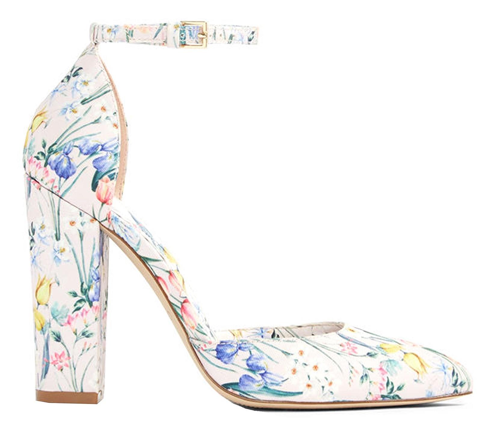 کفش پاشنه بلند زنانه - آلدو - صورتي روشن - 1