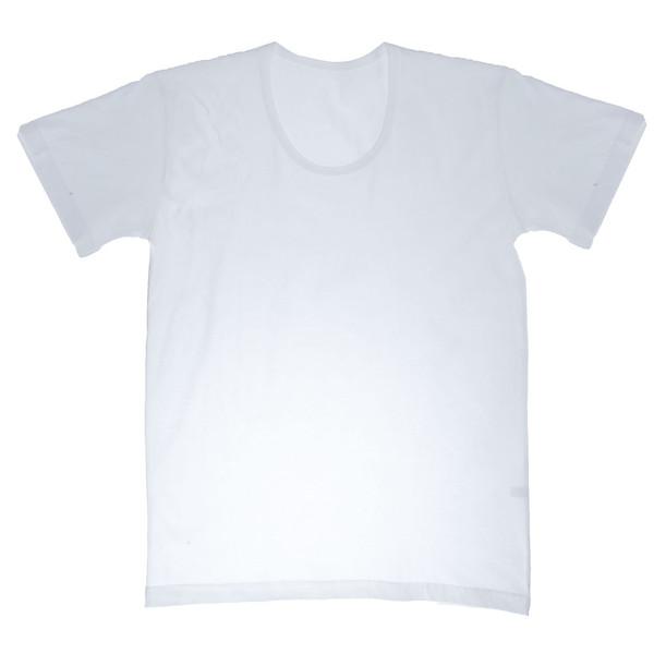 زیر پیراهن نیم آستین مردانه نیکوتن پوش مدل 1001