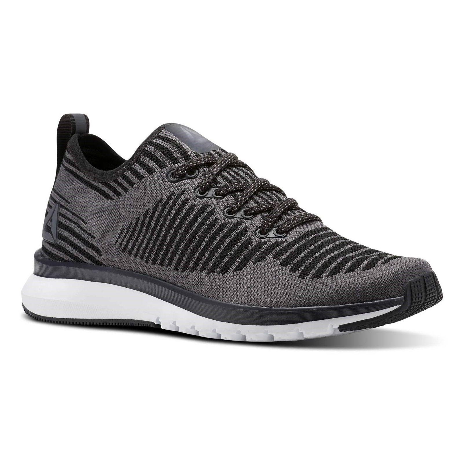 کفش دویدن بندی زنانه Print Smooth 2 Ultraknit - ریباک - خاکستري - 6