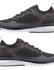 کفش دویدن بندی زنانه Print Smooth 2 Ultraknit - ریباک - خاکستري - 7