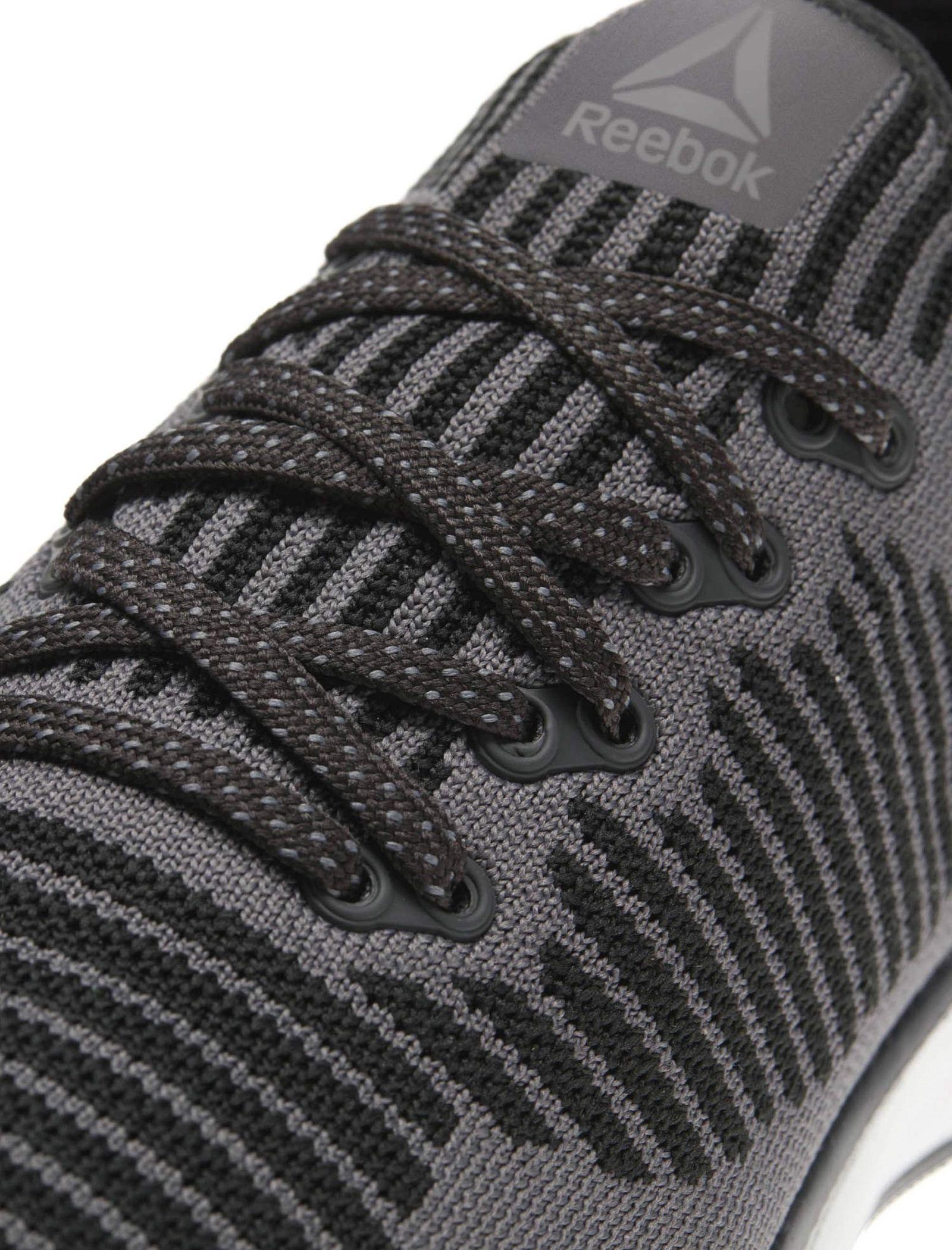 کفش دویدن بندی زنانه Print Smooth 2 Ultraknit - ریباک - خاکستري - 8
