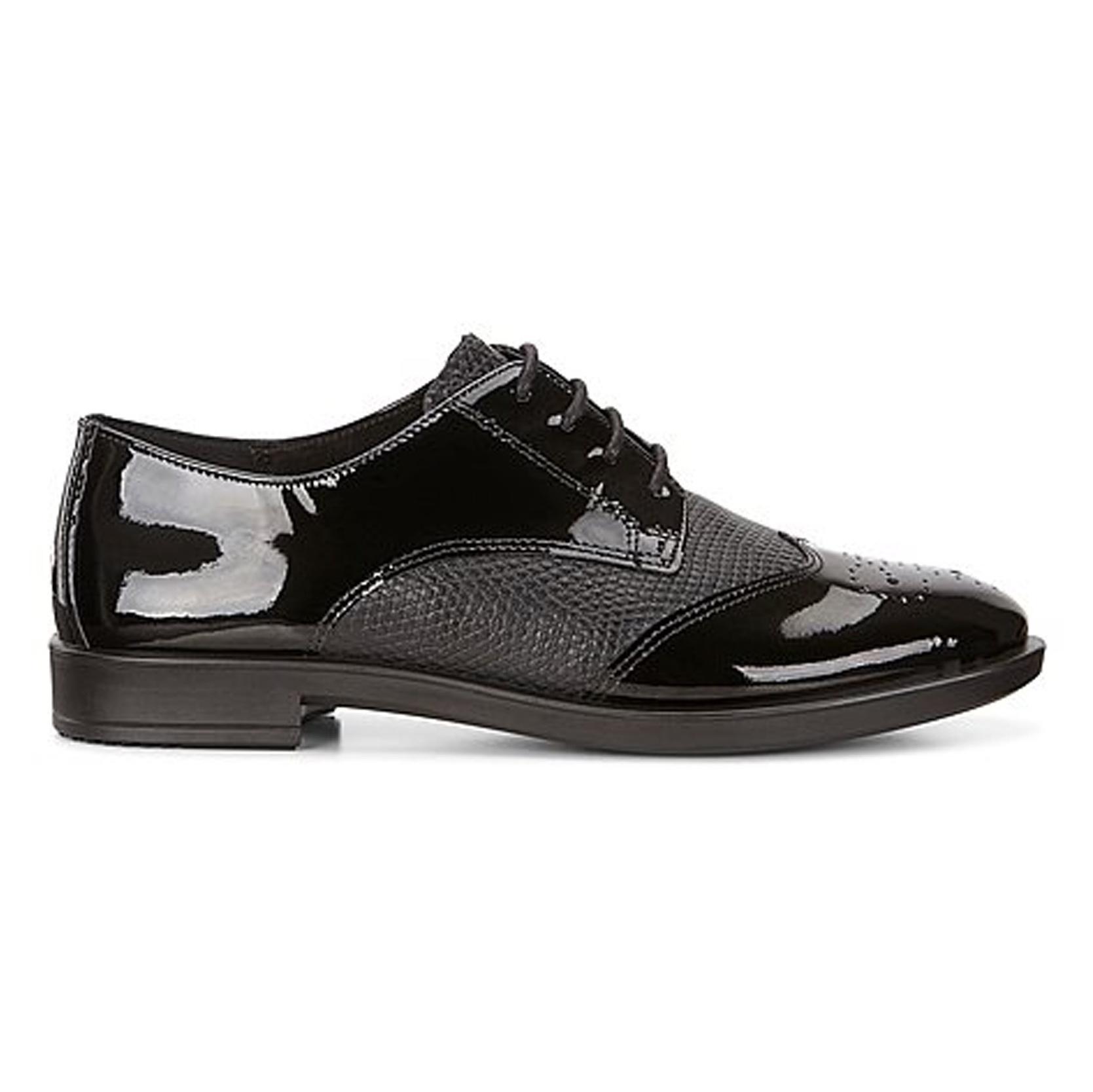 تصویر کفش چرم رسمی مردانه Shape M 15 – اکو