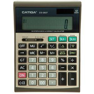 ماشین حساب کاتیگا مدل CD-2837