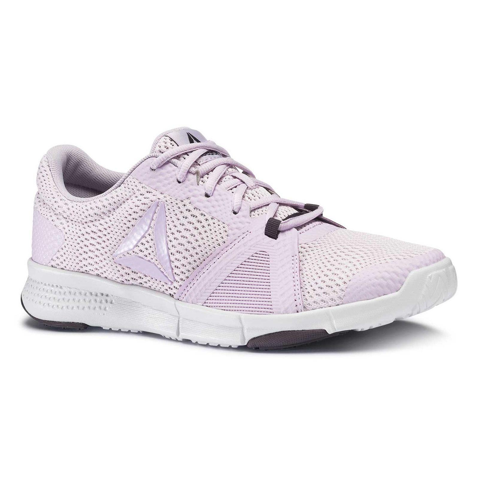 کفش تمرین بندی زنانه Flexile - ریباک - صورتی - 7