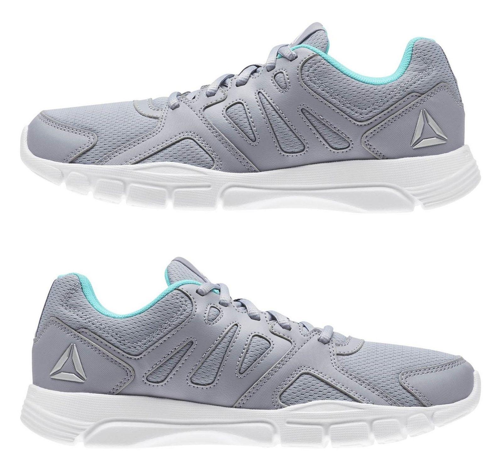 کفش تنیس زنانه Trainfusion Nine 3-0 - ریباک - طوسي - 5