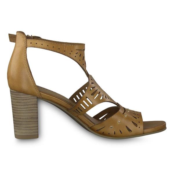 کفش پاشنه بلند چرم زنانه Ela - تاماریس