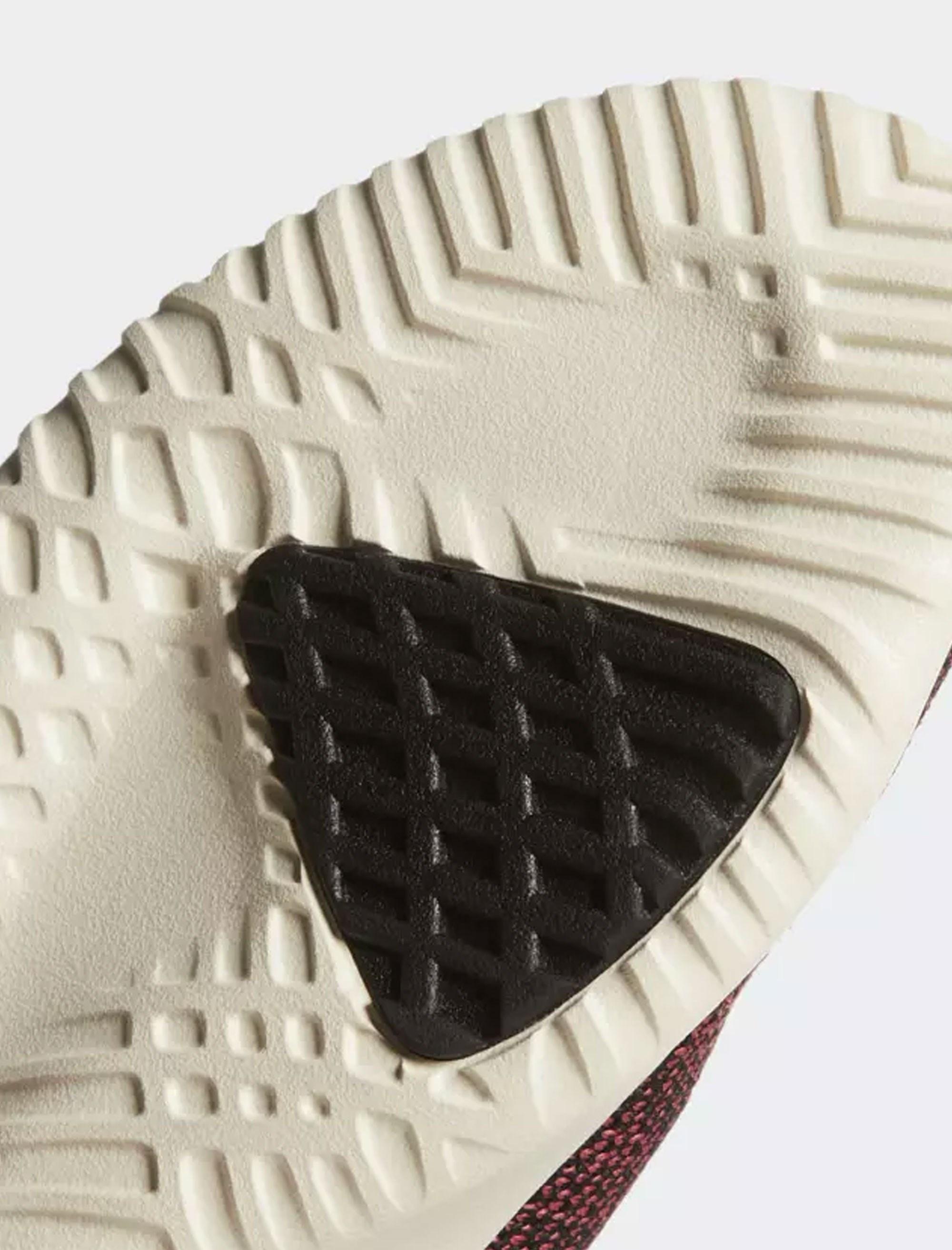 کفش مخصوص پیاده روی زنانه آدیداس مدل AC8791 - قرمز - 7