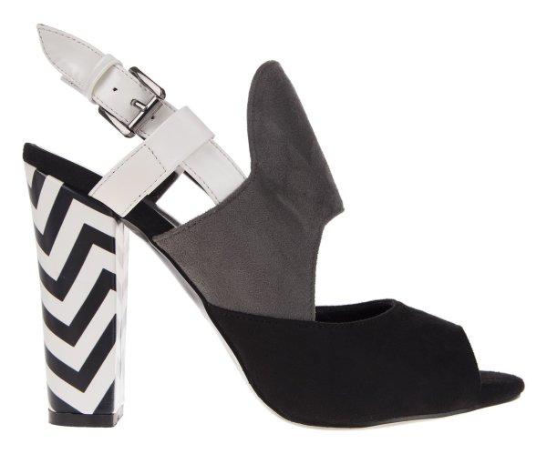 کفش پاشنه بلند زنانه - بالدی