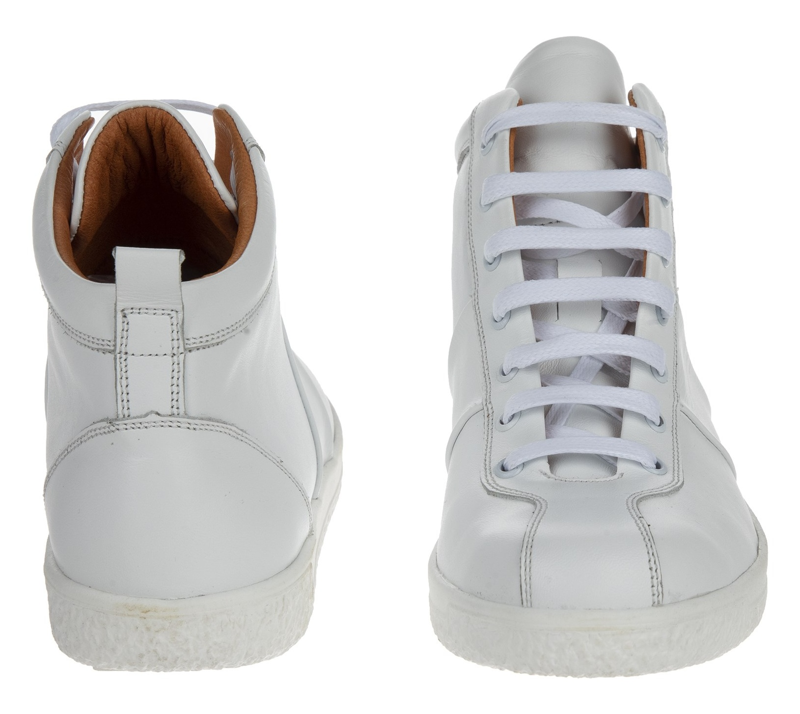 Berttonix women's leather shoes