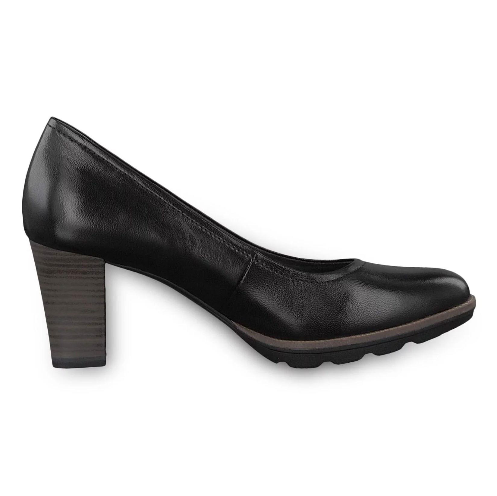 کفش پاشنه بلند چرم زنانه Fee - تاماریس