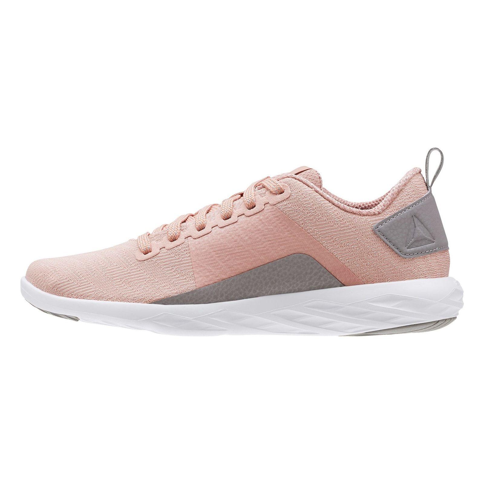 کفش مخصوص پیاده روی زنانه ریباک مدل Astroride Walk - صورتي - 3