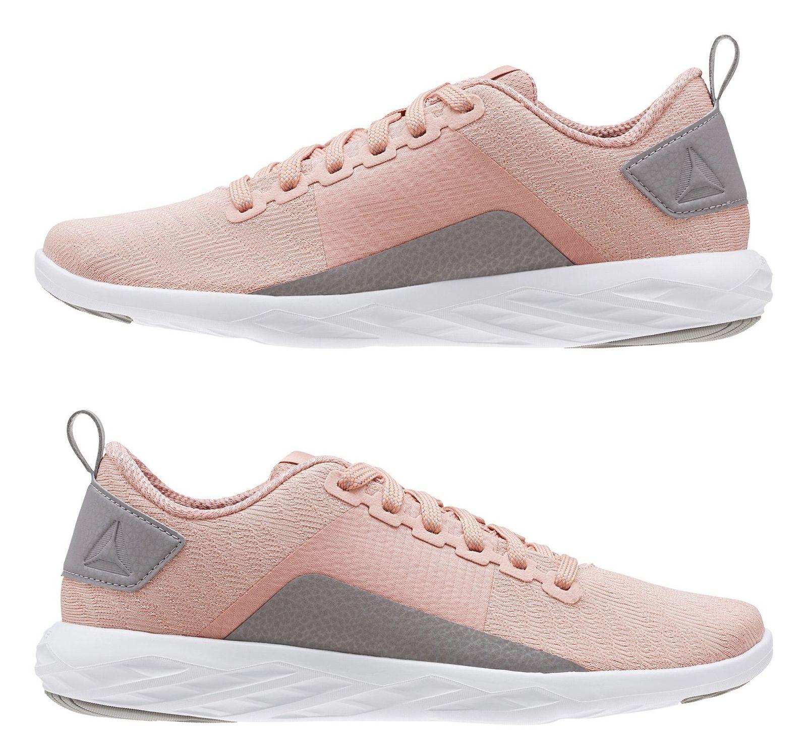 کفش مخصوص پیاده روی زنانه ریباک مدل Astroride Walk - صورتي - 4