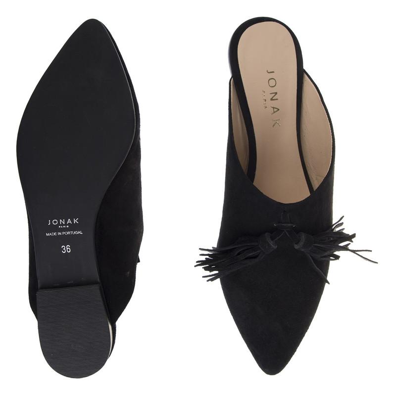 کفش جیر تخت زنانه - ژوناک