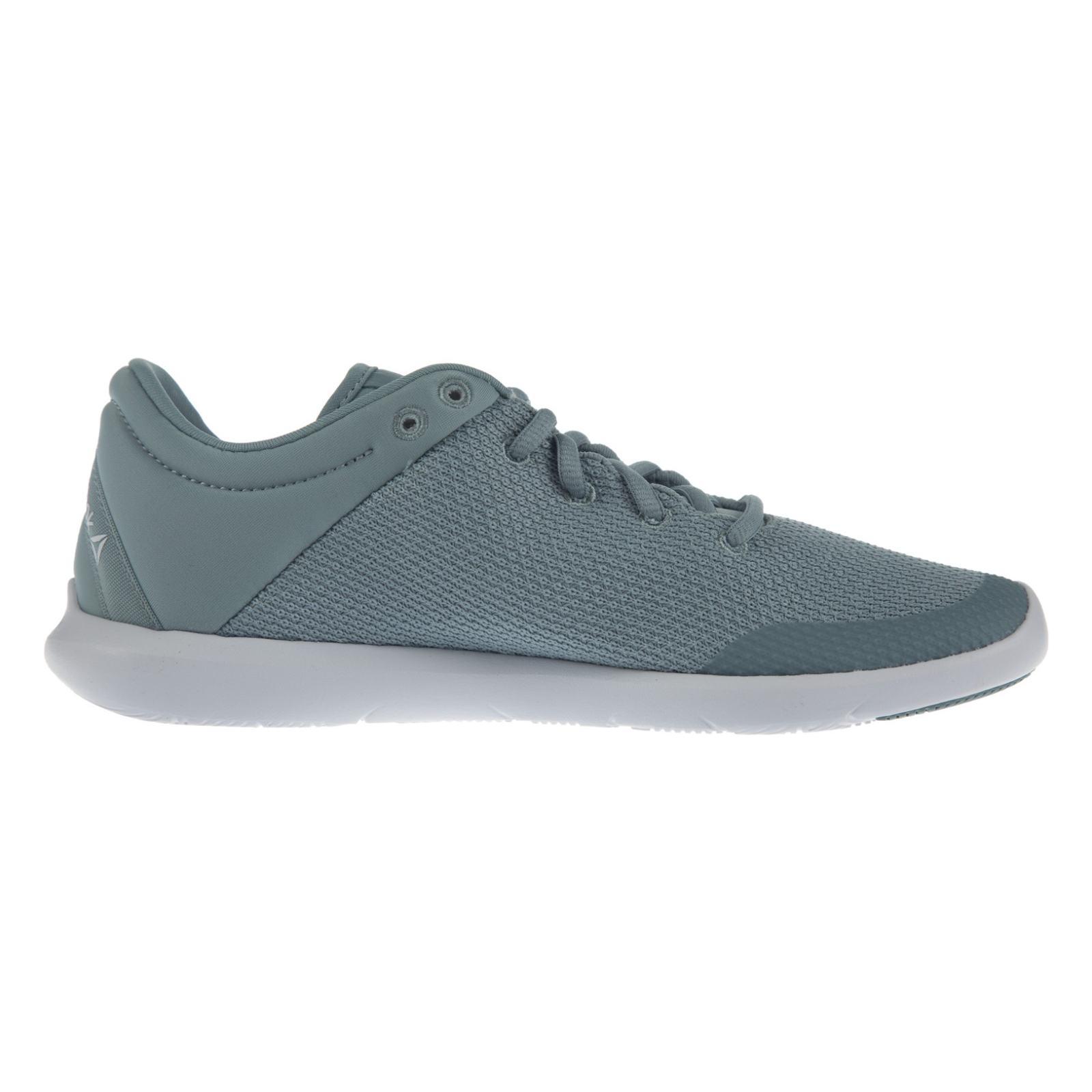 کفش زنانه ریباک مدل Studio Basics - سبز آبی - 3