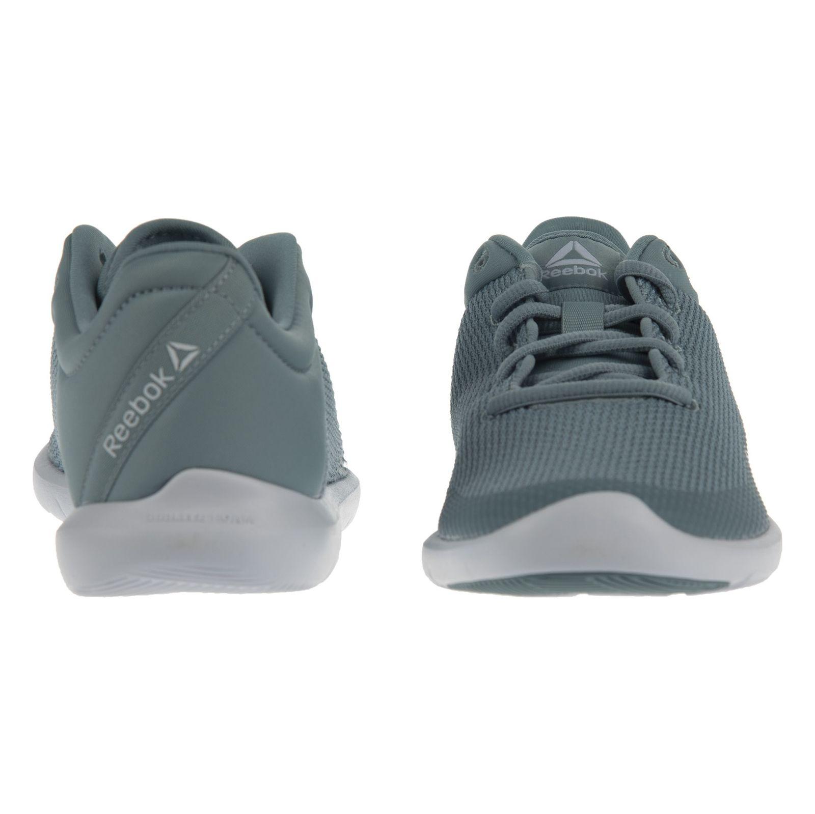 کفش زنانه ریباک مدل Studio Basics - سبز آبی - 5
