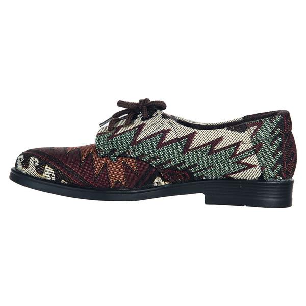 کفش تخت زنانه مدل فرش - مینا فخارزاده