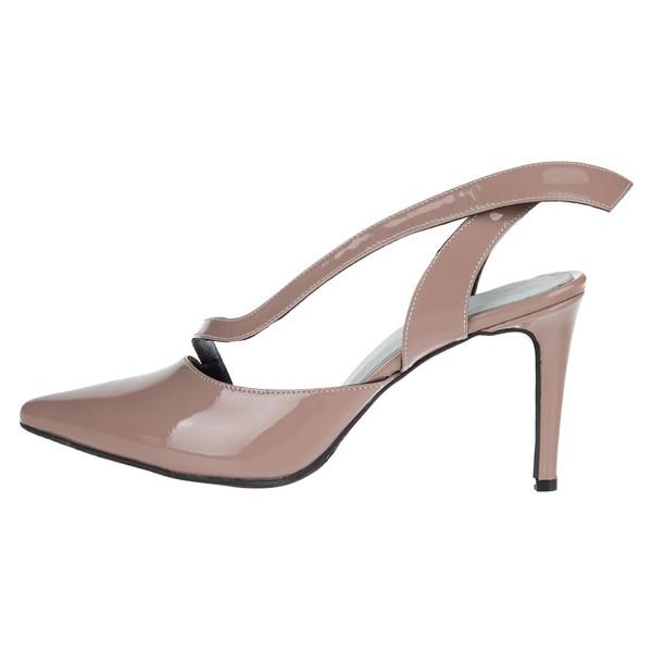 کفش پاشنه بلند چرم زنانه - آرتمن