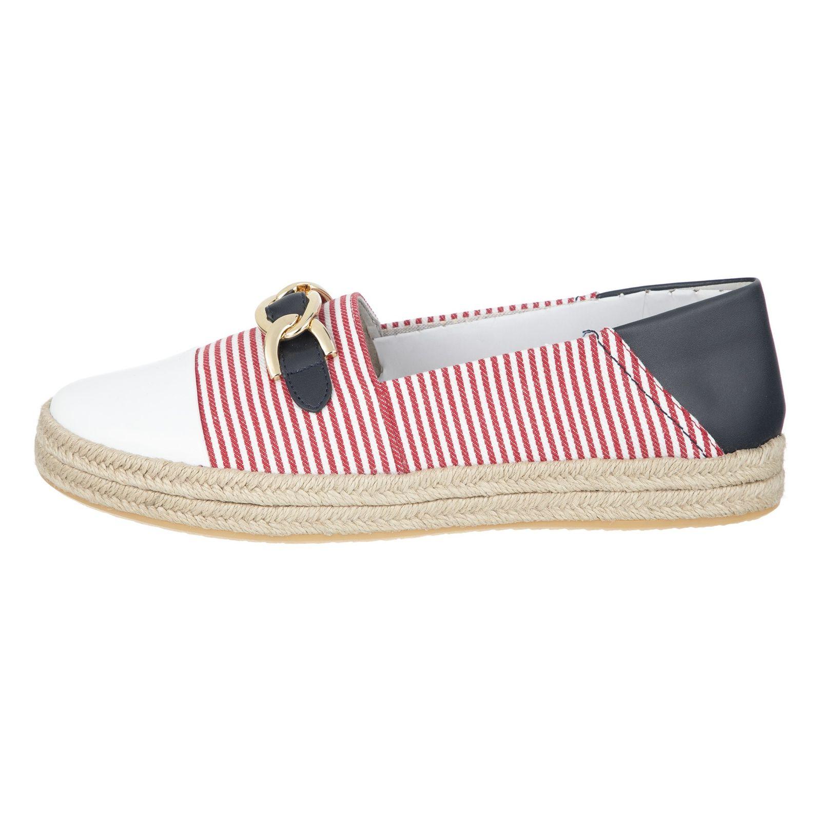 کفش زنانه جی اوکس مدل D8229E-0AWHH-C0003 - قرمز سفید - 1
