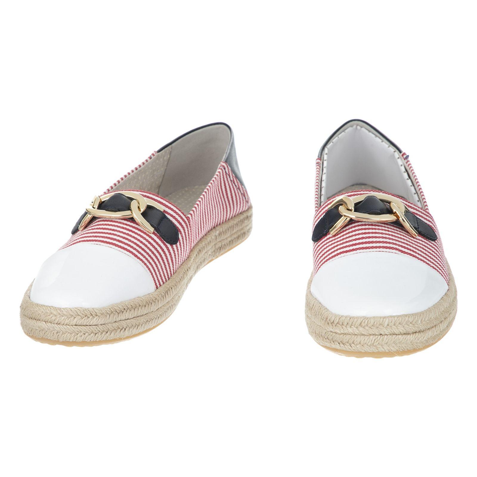 کفش زنانه جی اوکس مدل D8229E-0AWHH-C0003 - قرمز سفید - 3