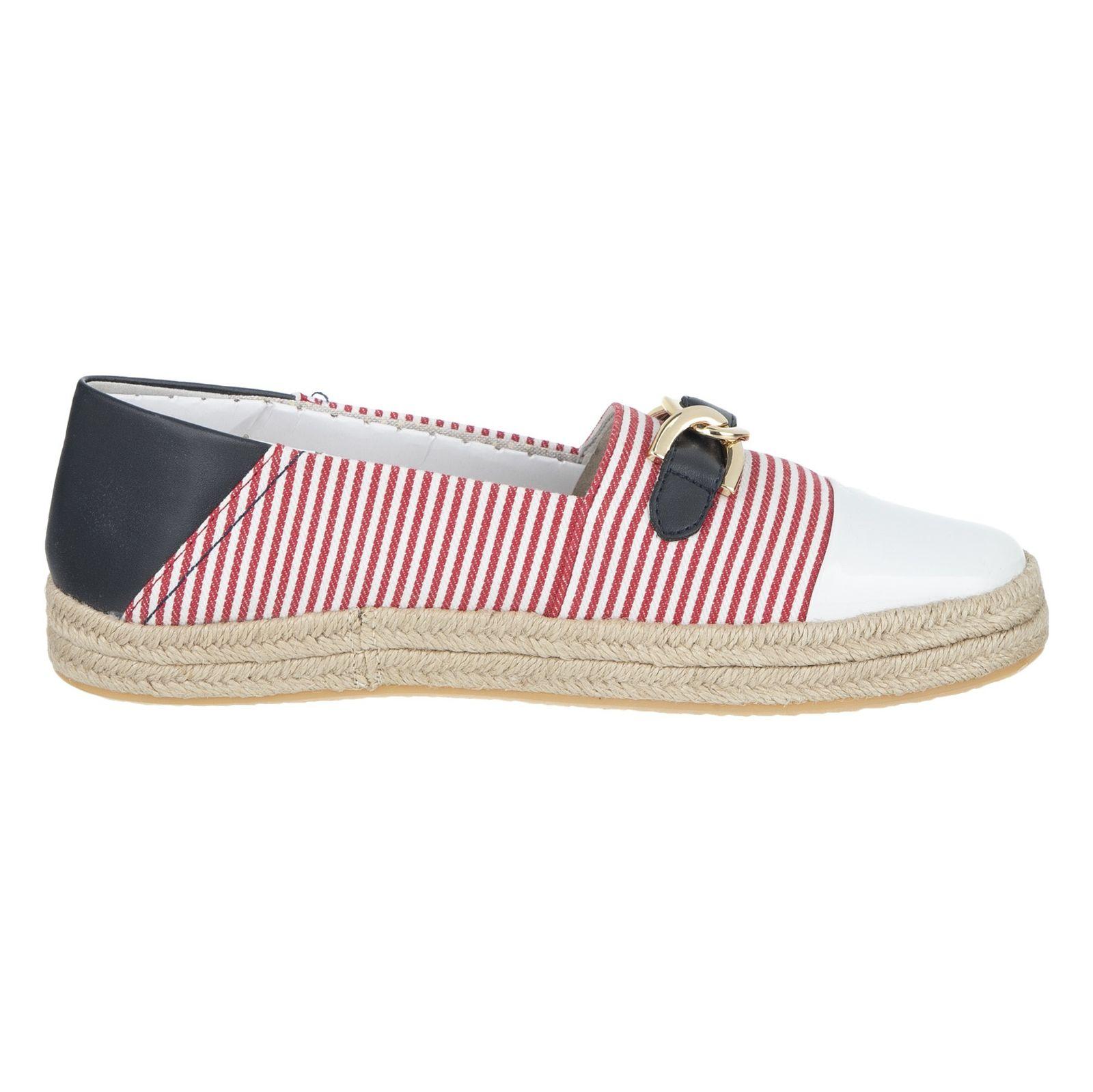 کفش زنانه جی اوکس مدل D8229E-0AWHH-C0003 - قرمز سفید - 2