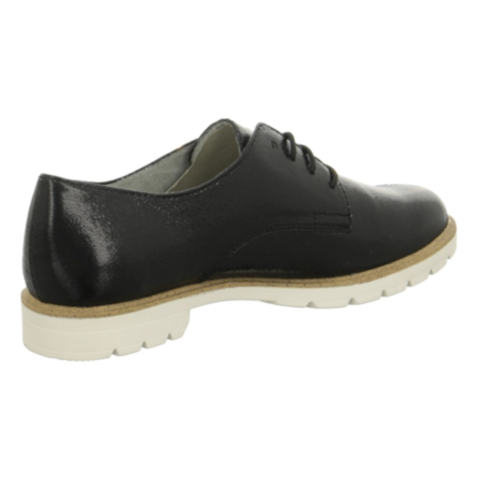 کفش تخت زنانه - تاماریس - مشکي - 5
