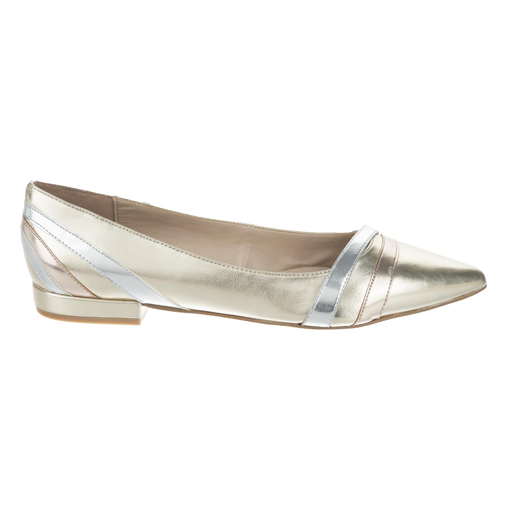 کفش تخت زنانه Leclya - آلدو - طلايي - 1