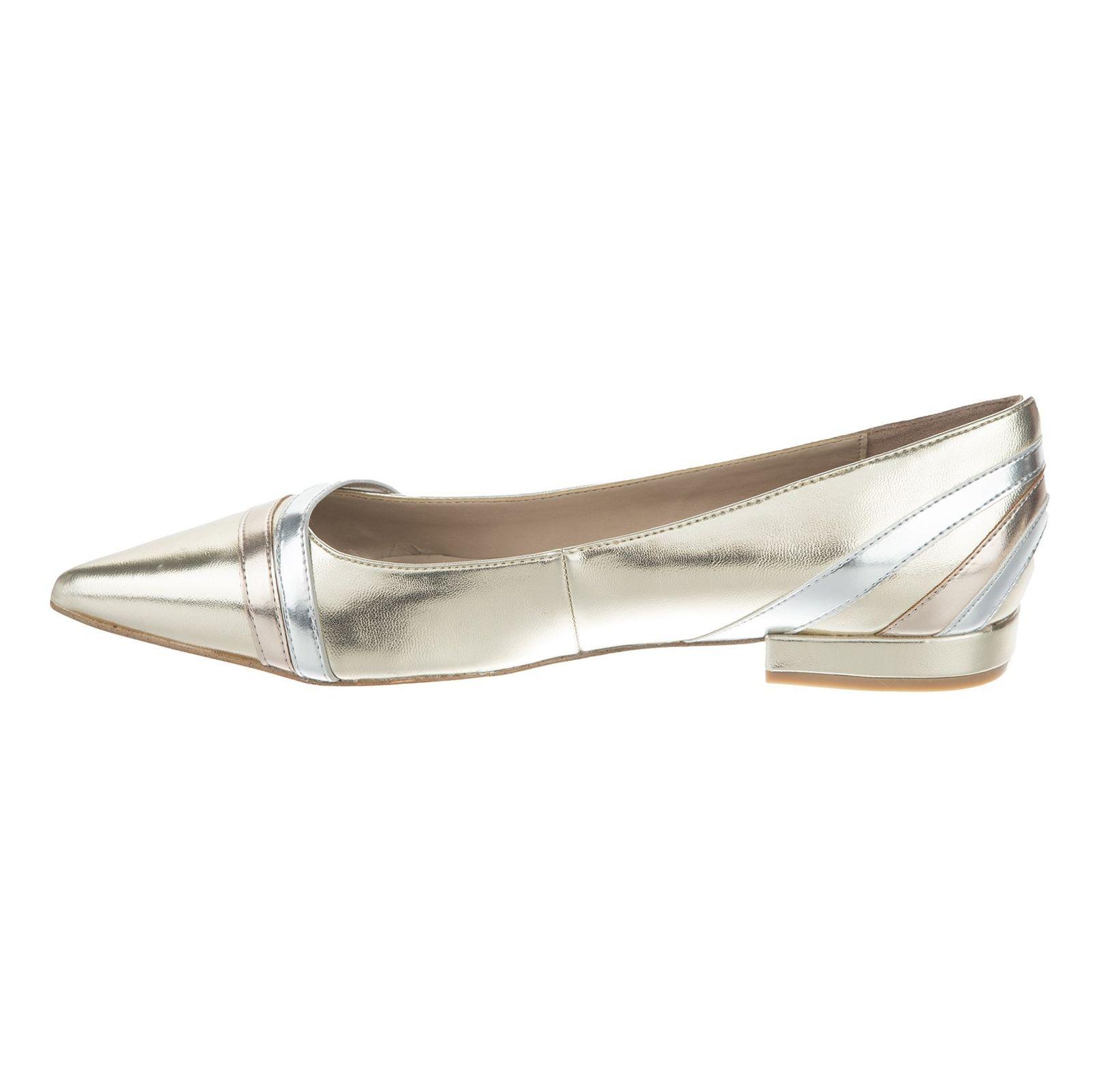 کفش تخت زنانه Leclya - آلدو - طلايي - 3