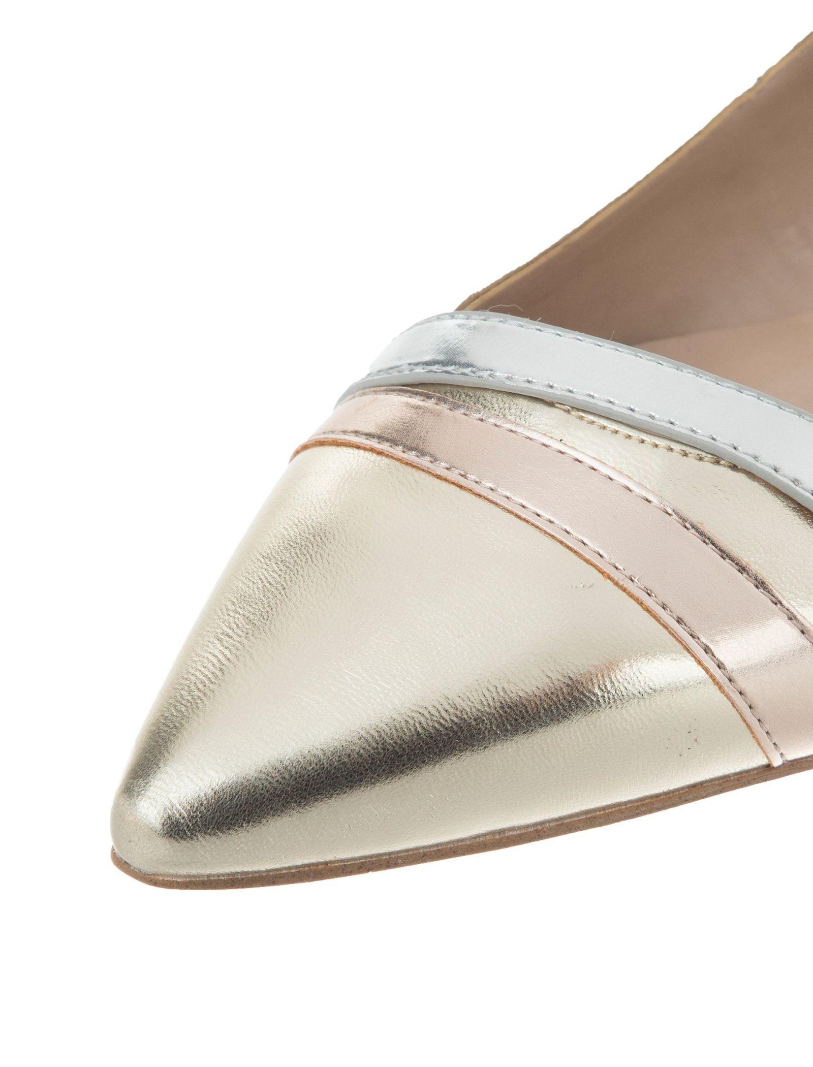 کفش تخت زنانه Leclya - آلدو - طلايي - 6
