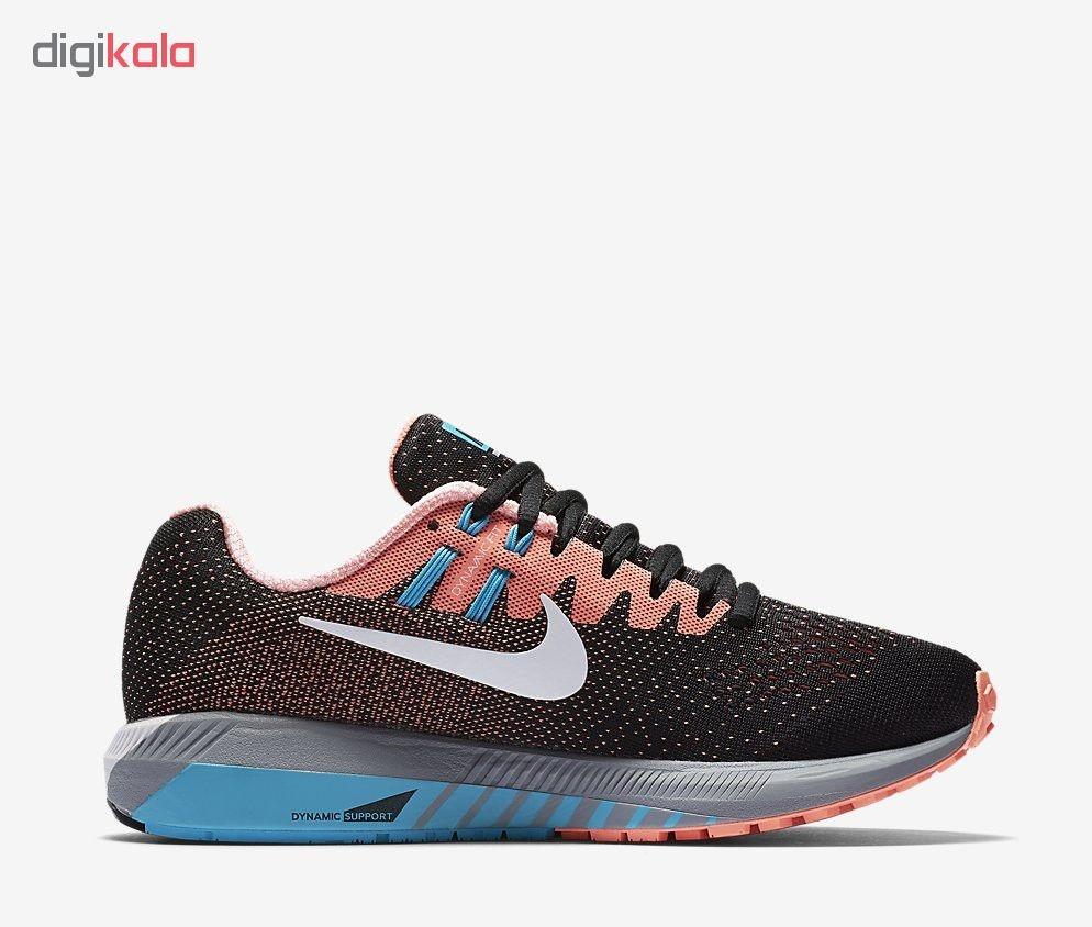 کفش مخصوص دویدن زنانه نایکی مدل AIR ZOOM STRUCTURE 20