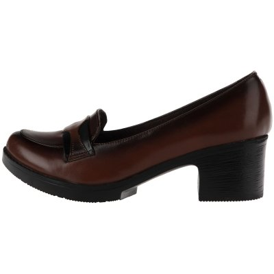 تصویر کفش  زنانه طبی سینا مدل سما رنگ عسلی
