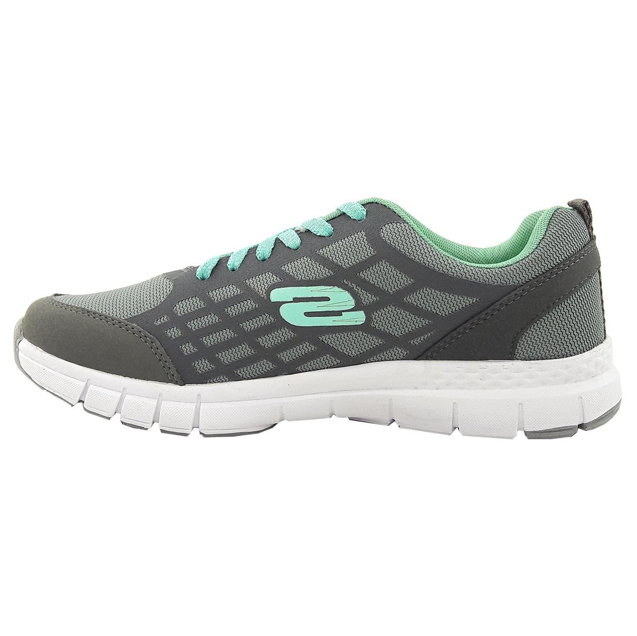 کفش راحتی زنانه بن بن مدل S gry-grn01