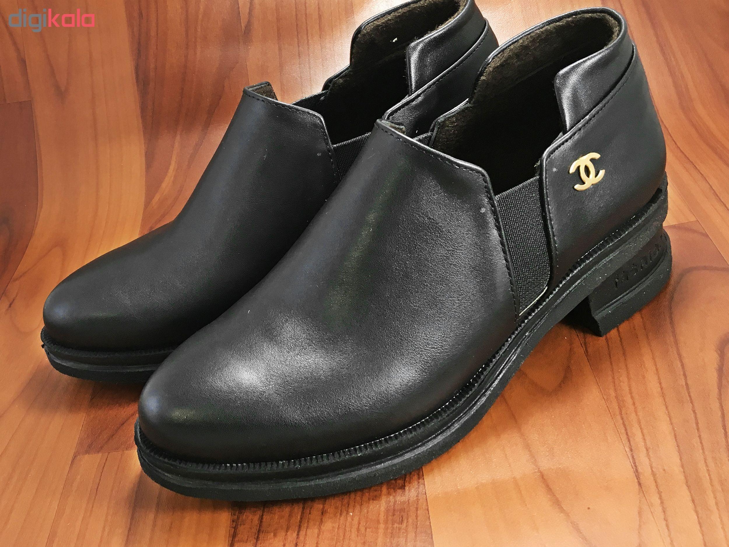 کفش زنانه مدل باران کد 3826