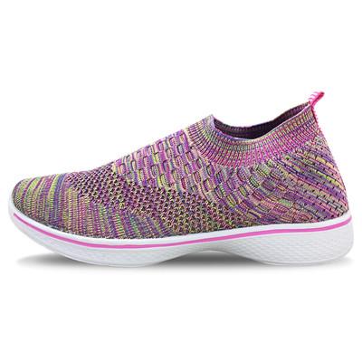 تصویر کفش مخصوص پیاده روی زنانه نسیم مدل هفت رنگ کد 979