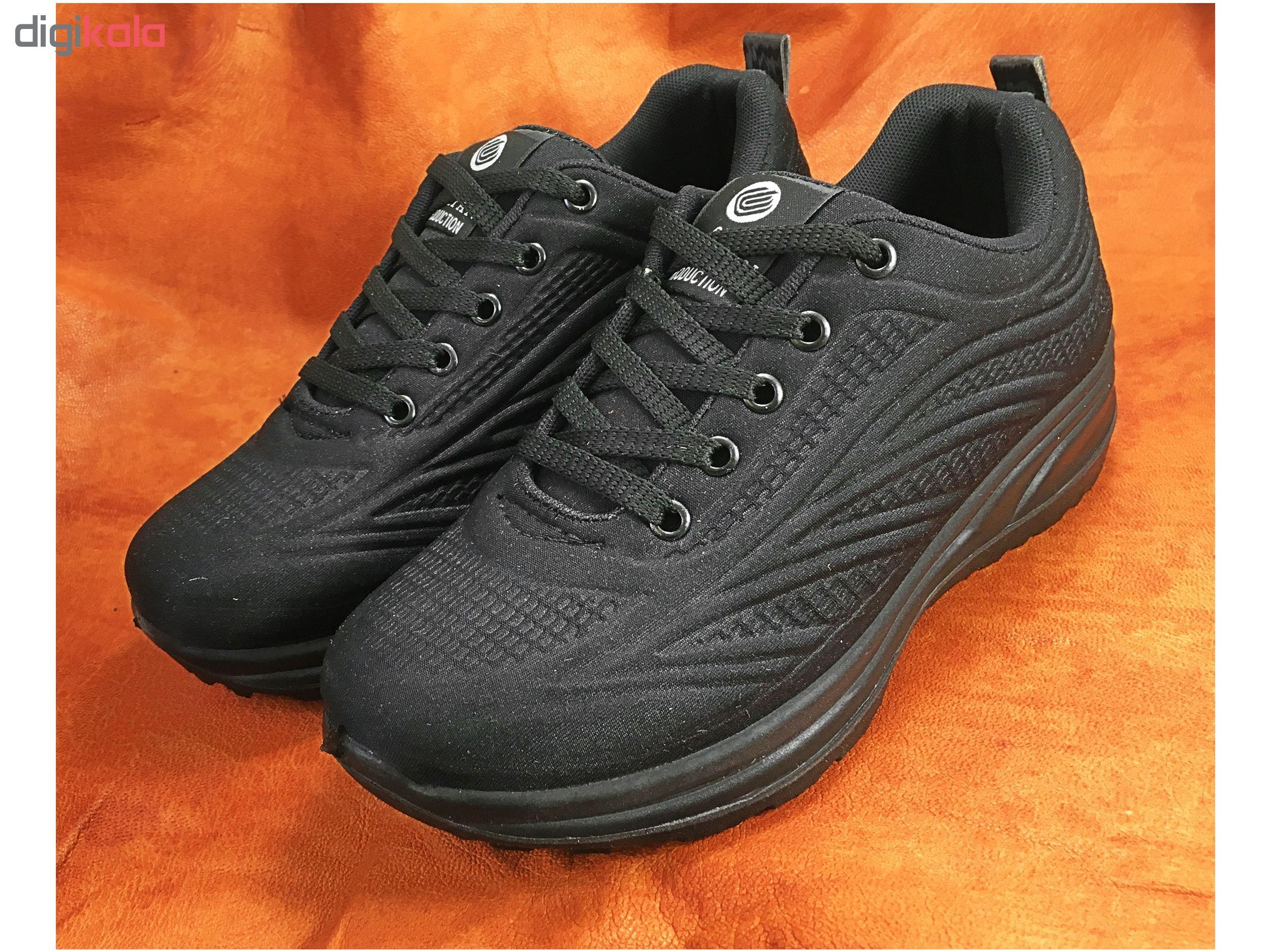 کفش مخصوص پیاده روی زنانه مدل چپان کد 3693 main 1 6