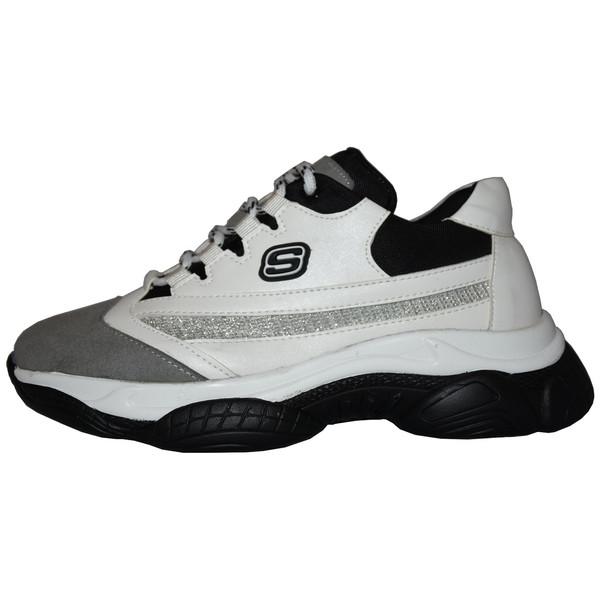 کفش ورزشی زنانه اس کد 000397