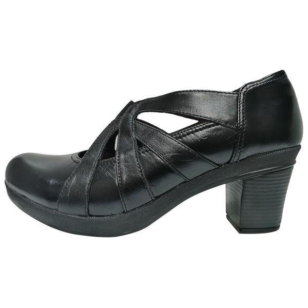 کفش زنانه روشن مدل لیندا کد 01