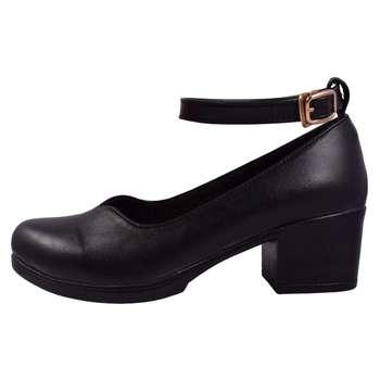 کفش زنانه نایس کد 7618- mm رنگ مشکی