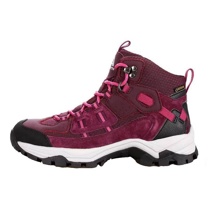 خرید                     کفش کوهنوردی زنانه هامتو مدل 2-290015B