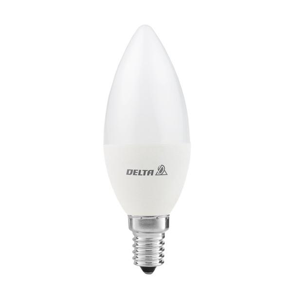 لامپ ال ای دی 7 وات دلتا مدل شمعی پایه E14