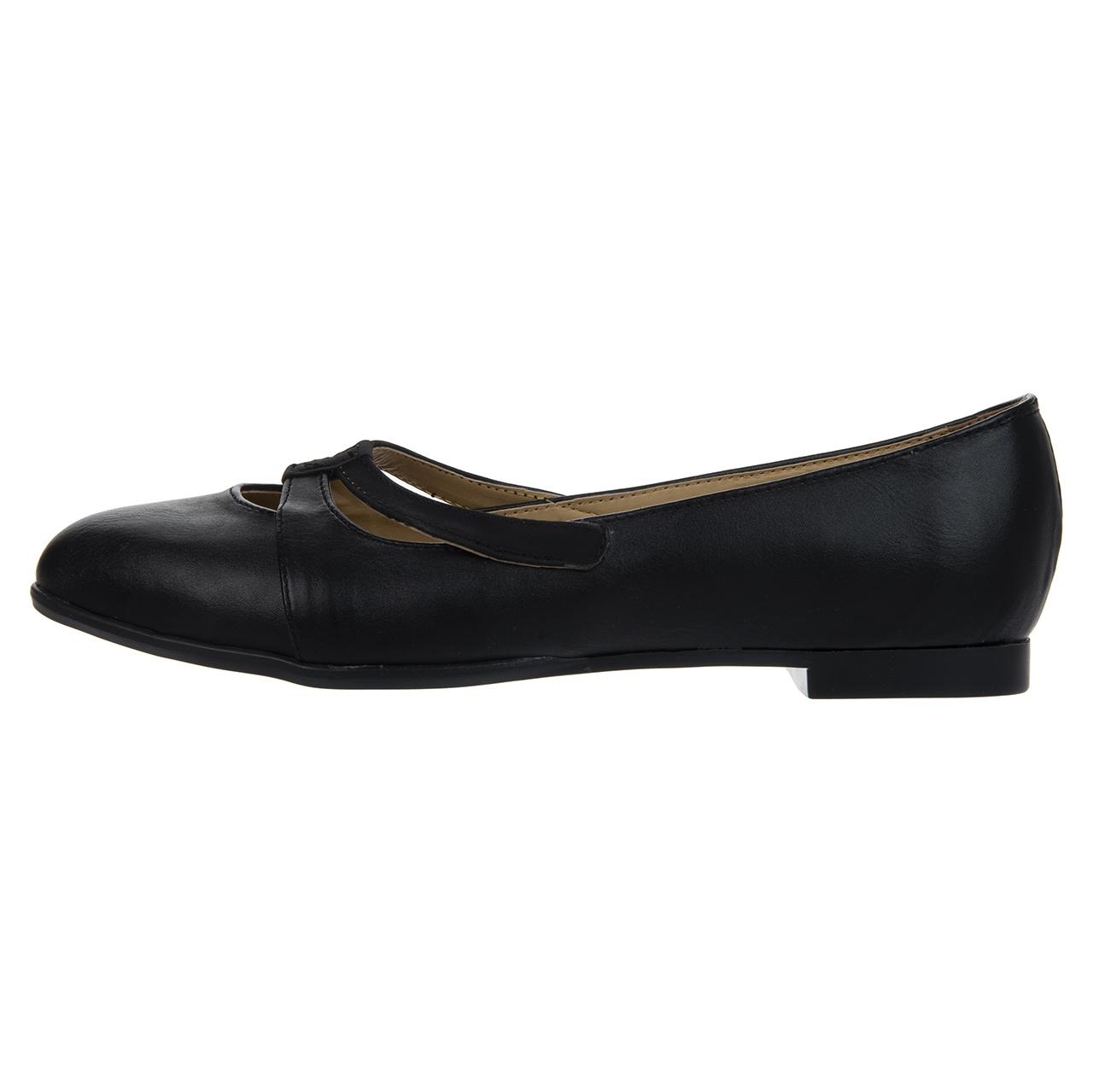 کفش زنانه کد 302 رنگ مشکی