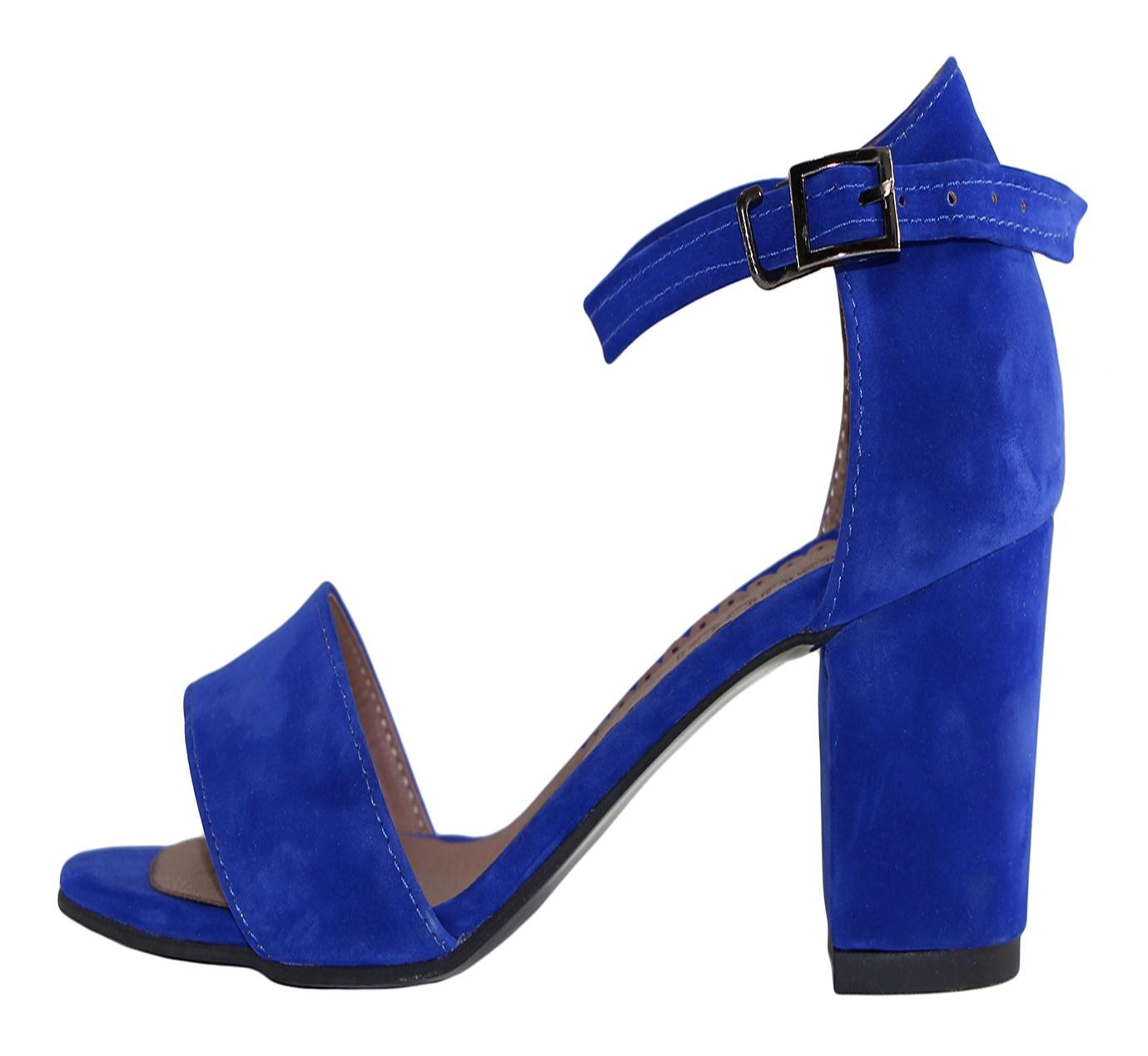 کفش زنانه عالیجناب کد kl211310bl