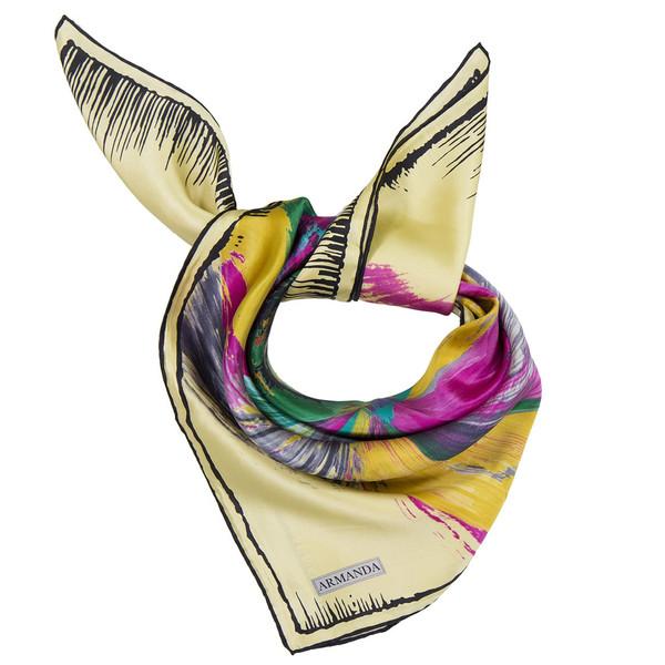 روسری آرماندا مدل S01