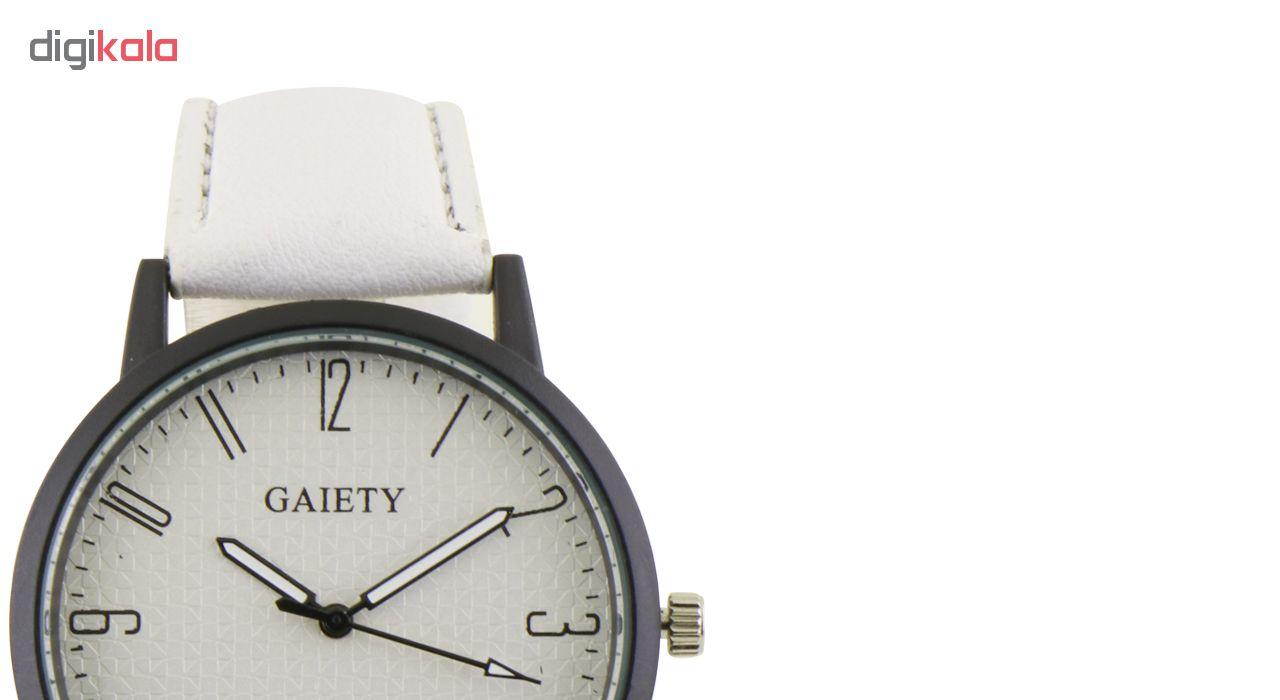 کد تخفیف                                      ساعت مچی عقربه ای گایتی کد 31