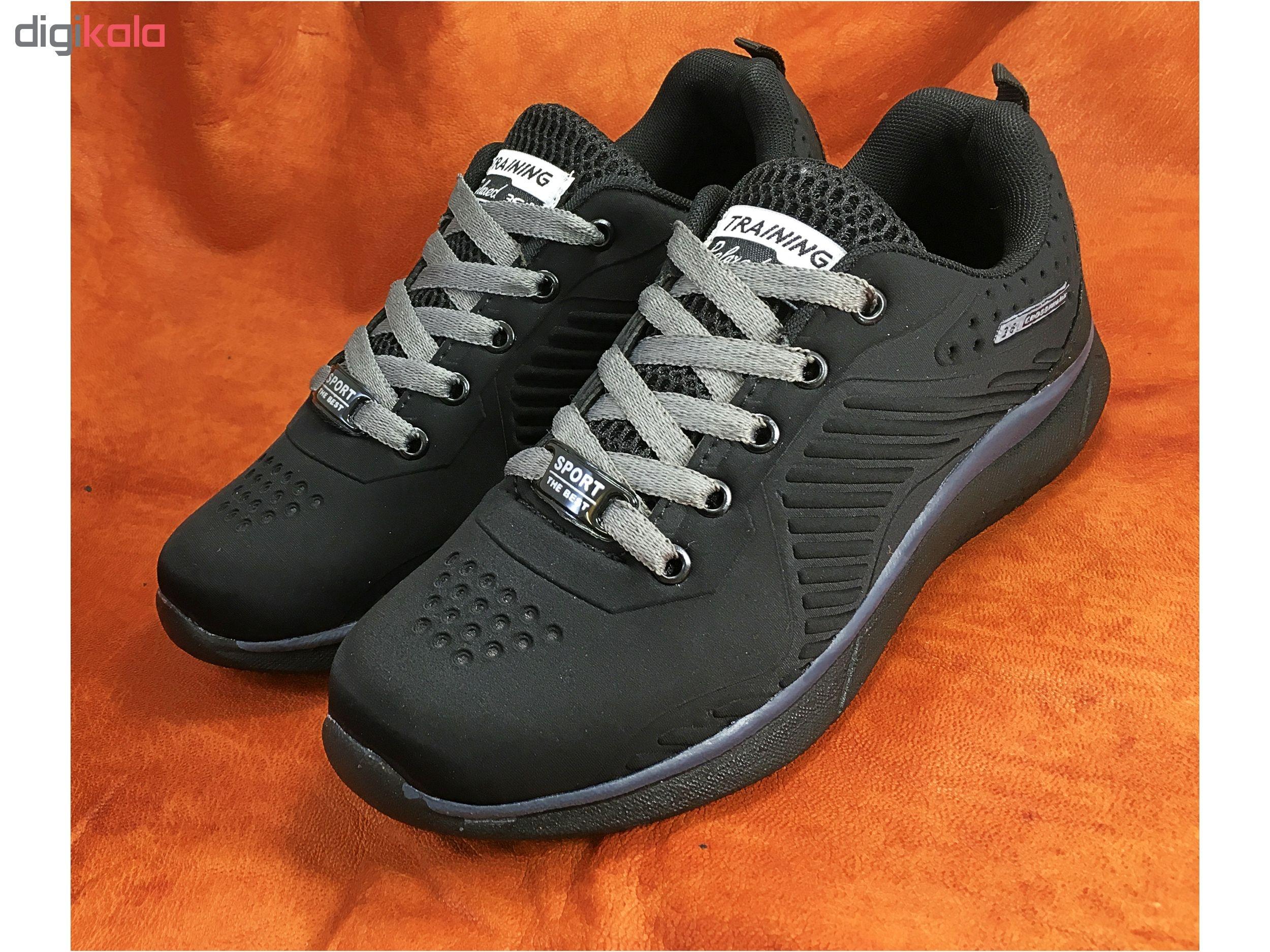 کفش مخصوص پیاده روی زنانه مدل ارسلان کد B5022