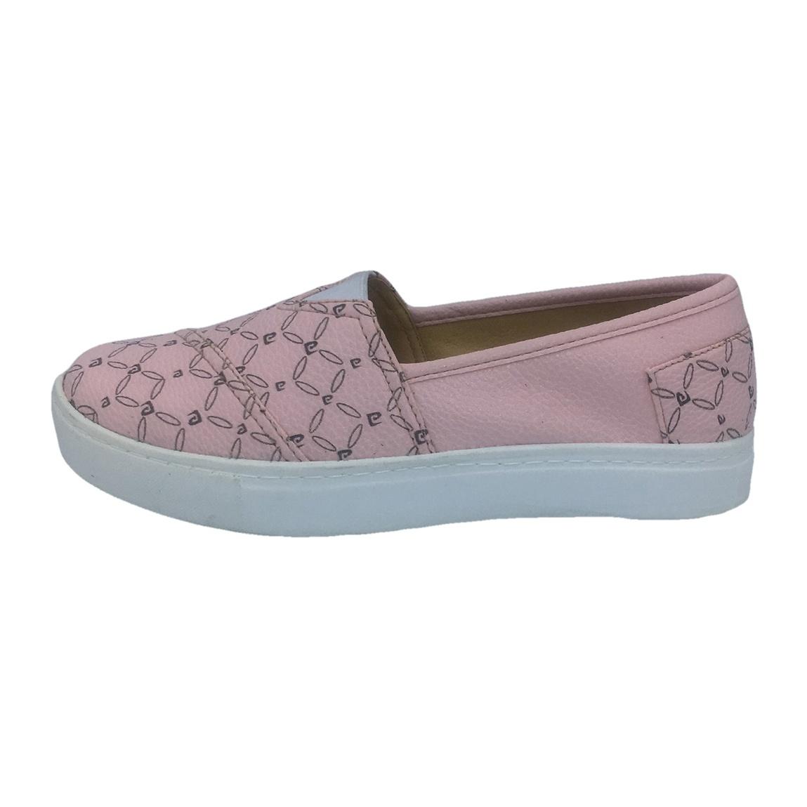 کفش راحتی زنانه پردیس کد 1015 رنگ صورتی