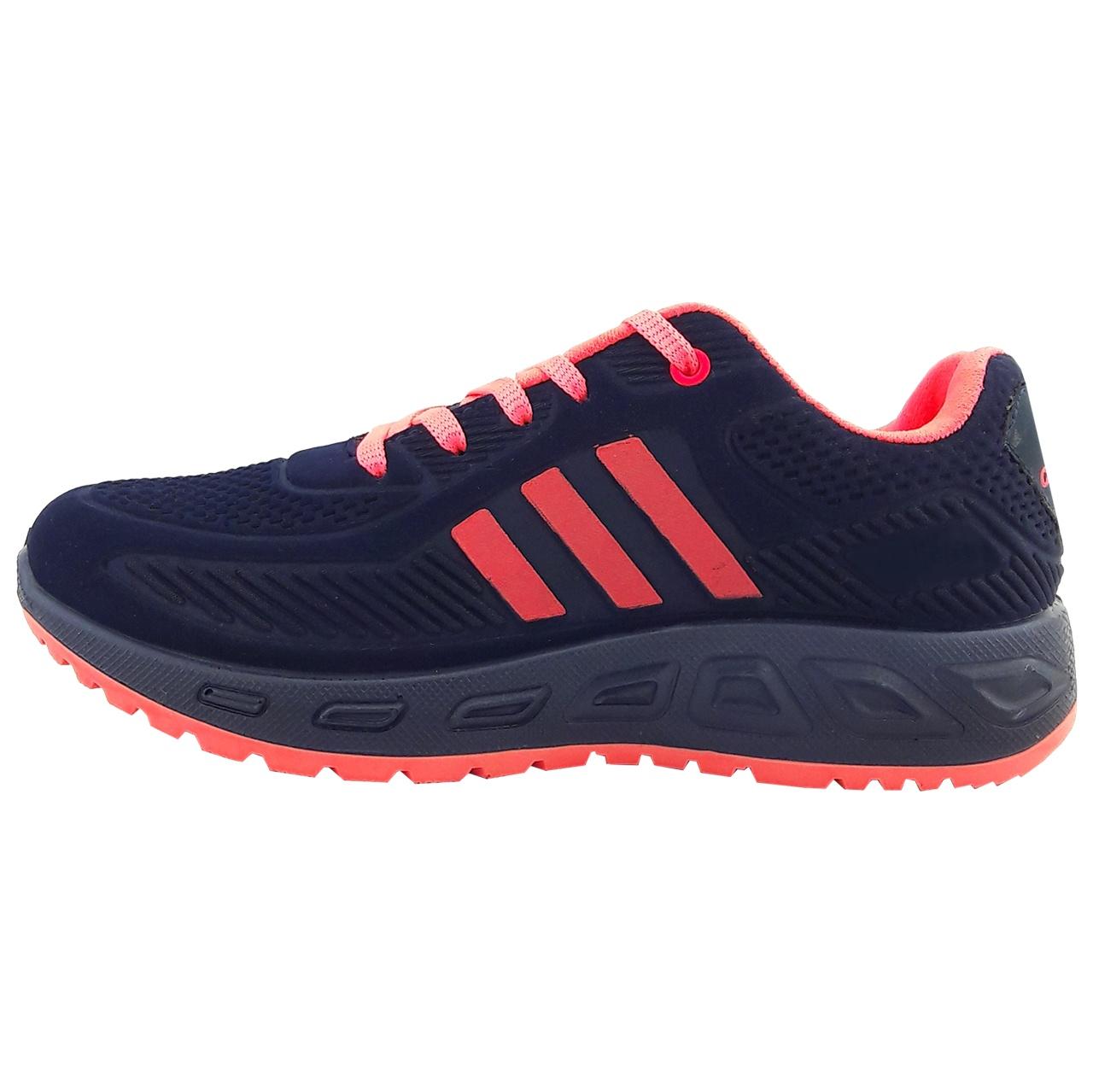 کفش مخصوص پیاده روی زنانه سورنا مدل 3kh.nvy.rd001