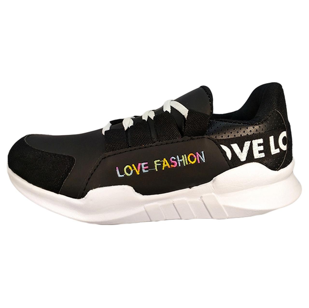 کفش ورزشی زنانه مدل LOVE-BZS03