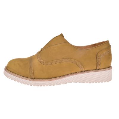 تصویر کفش زنانه پانیسا کد 702 به رنگ سدری