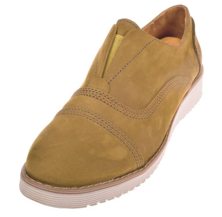 کفش زنانه پانیسا کد 702 به رنگ سدری